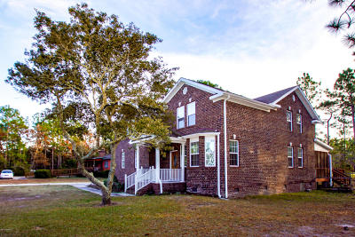 Southport Single Family Home For Sale: 710 Barber Road