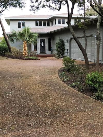 Pine Knoll Shores Single Family Home For Sale: 522 Egret Lake Drive