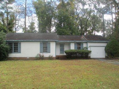 Jacksonville Rental For Rent: 209 Stillwood Drive