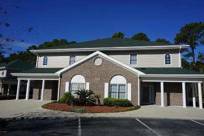 Sunset Beach Condo/Townhouse Sold: 122 Ricemill Circle #1