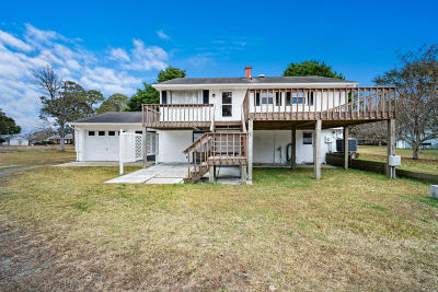 Cape Carteret Single Family Home For Sale: 306 Yaupon Drive