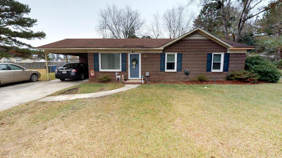 Winterville Single Family Home For Sale: 338 Jeanette Street