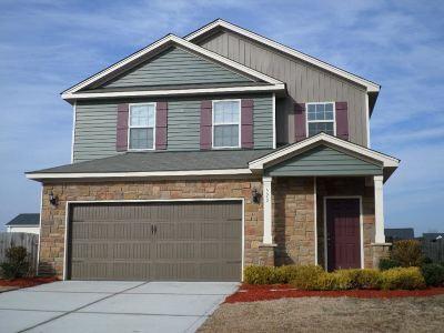 Jacksonville Single Family Home For Sale: 522 Shelmore Lane