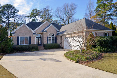 Greenville Single Family Home For Sale: 3316 Edwards Court