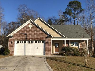 Jacksonville Single Family Home For Sale: 107 Foxberry Place
