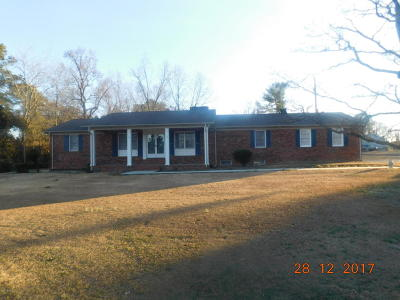 Clinton NC Single Family Home For Sale: $149,900
