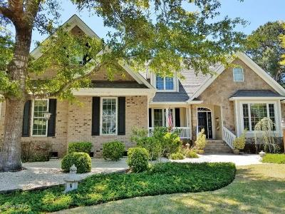 Southport Single Family Home For Sale: 2771 Harbormaster Drive SE