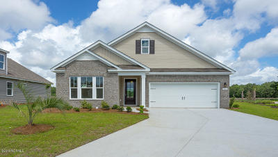 Single Family Home Active Contingent: 581 Slippery Rock Way #535 - Cl
