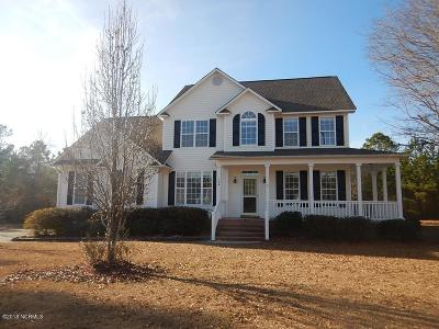 Hubert Single Family Home For Sale: 104 Anniston Court