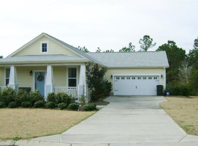 Holly Ridge Rental For Rent: 422 Belvedere Drive