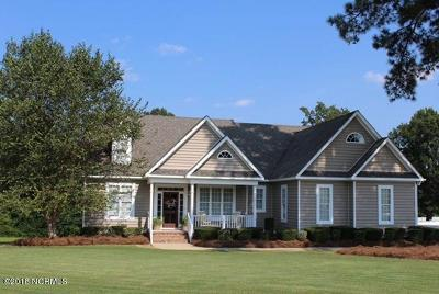 Nash County Single Family Home For Sale: 1337 Willow Brook Road
