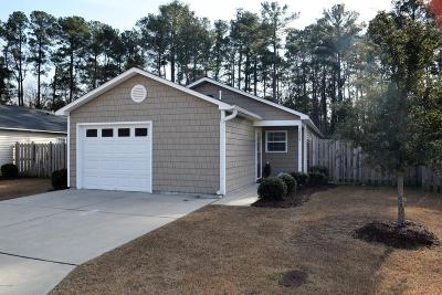 Greenville Single Family Home For Sale: 3809 Ramsey Drive