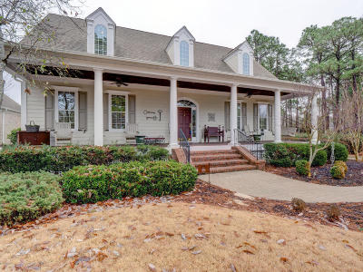 Southport Single Family Home For Sale: 3419 Members Club Boulevard