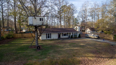 Onslow County Single Family Home For Sale: 203 Autumn Circle