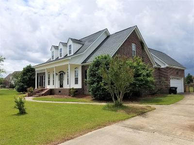 Greenville Single Family Home For Sale: 2580 River Oak Drive