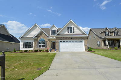 Greenville Single Family Home For Sale: 808 Megan Drive