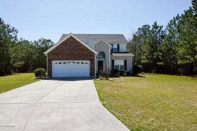 Stella Single Family Home For Sale: 113 Blue Jay Way