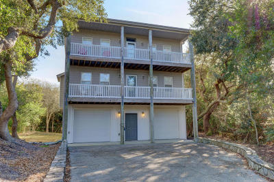 Surf City Single Family Home For Sale: 106 Teachs Court