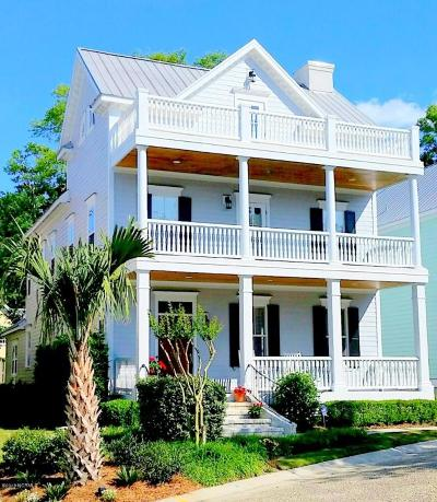 Wilmington Single Family Home For Sale: 1805 Barkley Avenue