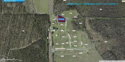 Richlands Residential Lots & Land For Sale: 309 Belgian Court
