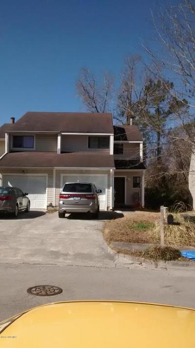 Jacksonville Rental For Rent: 111 Brenda Drive