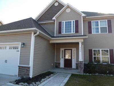Jacksonville Single Family Home For Sale: 336 Merin Height Road