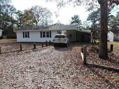 Swansboro Rental For Rent: 111 Circle Drive