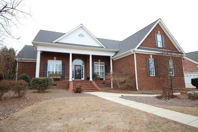 Greenville Single Family Home For Sale: 4109 Countrydown Drive
