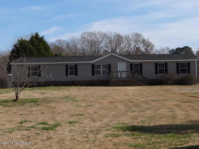 Manufactured Home Active Contingent: 8930 Flower Hill Road