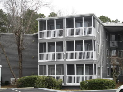 Calabash Condo/Townhouse For Sale: 10168 Beach Drive SW #4307