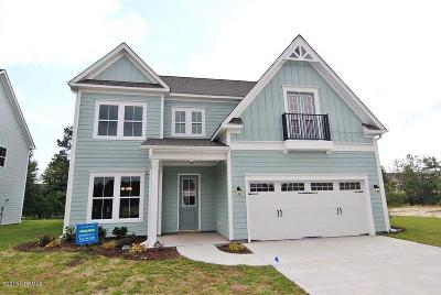 Wilmington Single Family Home For Sale: 135 Bellaport Lane