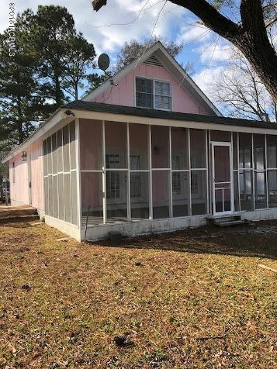Lake Waccamaw Single Family Home For Sale: 1533 Waccamaw Shores Road