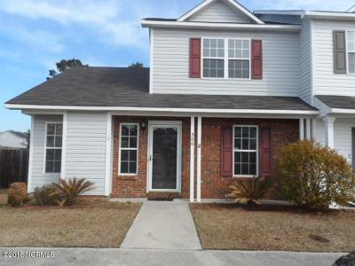 Jacksonville Rental For Rent: 306 Pinegrove Court
