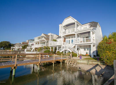 Wrightsville Beach Single Family Home For Sale: 13 Bahama Drive