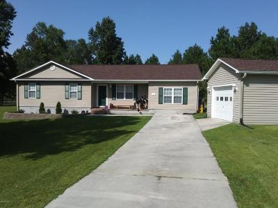 Jacksonville Single Family Home For Sale: 111 Littleleaf Court
