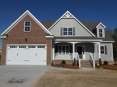 Rocky Mount NC Single Family Home For Sale: $259,900