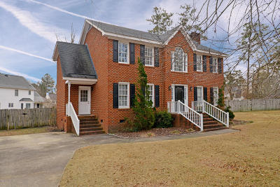 Winterville Single Family Home For Sale: 2353 Franklin Drive