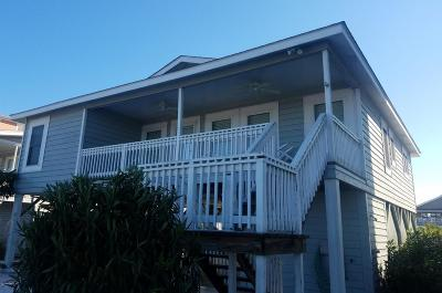 Holden Beach Single Family Home Active Contingent: 172 Greensboro Street