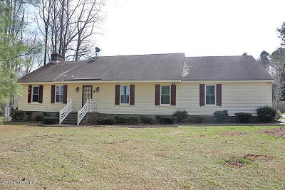 Nash County Single Family Home For Sale: 9785 Us 64