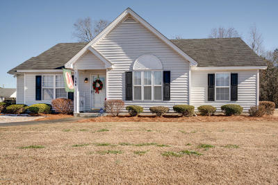 Rocky Mount Single Family Home For Sale: 100 Chamberlain Court