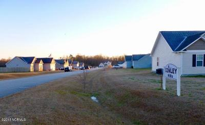 Richlands Residential Lots & Land For Sale: 108 Conley Hills Drive