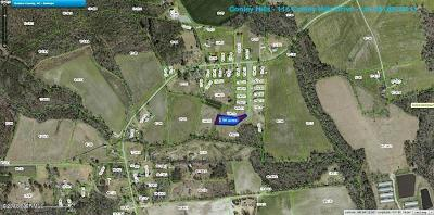 Richlands Residential Lots & Land For Sale: 116 Conley Hills Drive
