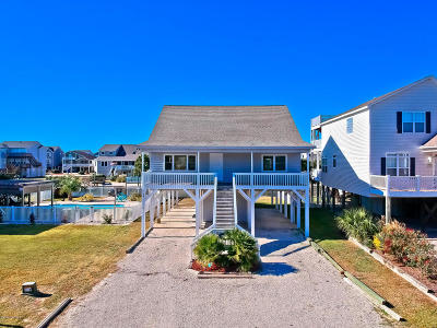 Ocean Isle Beach Single Family Home For Sale: 39 Dare Street