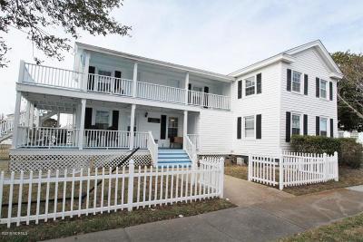 Morehead City Single Family Home For Sale: 1001 Evans Street