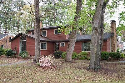 Greenville Single Family Home For Sale: 2013 Pinecrest Drive