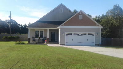 Jacksonville Single Family Home For Sale: 155 Hawks Point Road