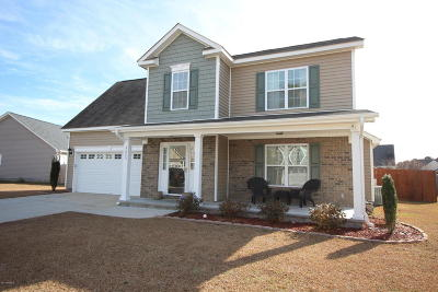 Greenville Single Family Home For Sale: 3625 Thornbrook Drive