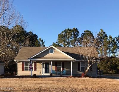 Newport Single Family Home For Sale: 118 Hickory Shores Drive