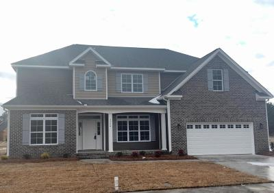Winterville Single Family Home For Sale: 3204 Rounding Bend Road