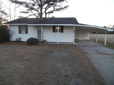 Nash County Single Family Home For Sale: 516 Greenleaf